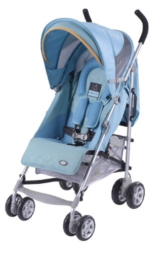 Zooper Twist Smart Stroller, Tealberry