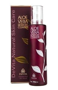 Devita Skin Care - Aloe Vera Moisture Cleanser 6 oz - Devita Cleansers & Toners by Devita Skin Care