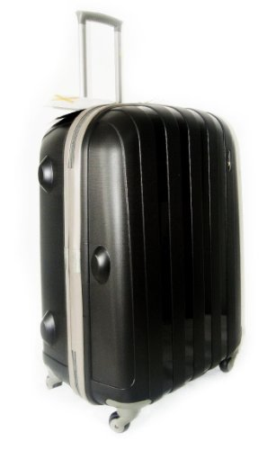 luggage-x-66cm-26-hard-sided-black-polypropylene-lightweight-trolley-suitcase-next-day-delivery