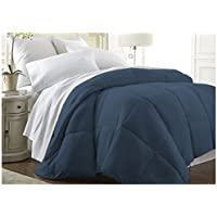 Becky Cameron Ultra-Plush Overfilled Luxury Comforter, Twin (Multiple Colors)