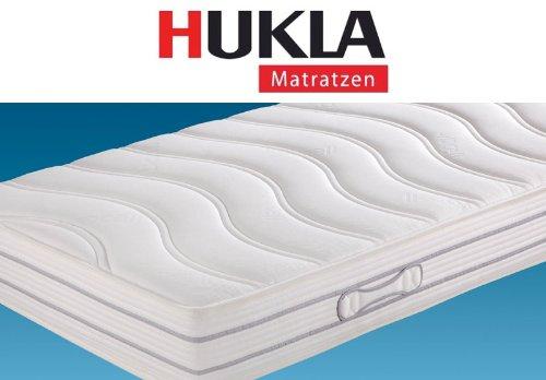 Hukla Emotion Pro VS 7-Zonen-Waterlily®-Kaltschaum-Matratze mit Viscoschaum, Größen Matratzen:140 x 190 cm;Härtegrad Matratzen:F2