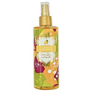 Victoria 39 S Secret Garden Collection Lemon Paradise Body Mist Bath And Shower