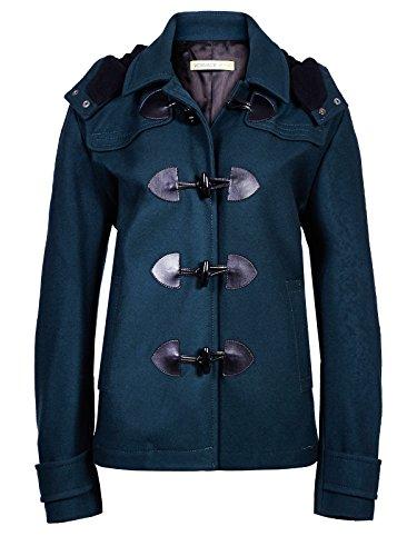 Versace Jeans Couture Mantel (F-03-Ma-31915) - 42(DE) / 48(IT) / XL(EU) - grün