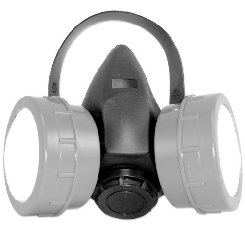 Neiko 53882A Anti-Dust Paint Respirator Mask Industrial Gas Chemical