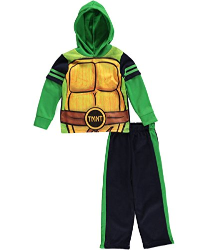 "TMNT Little Boys' ""Shell Armor"" 2-Piece Outfit"
