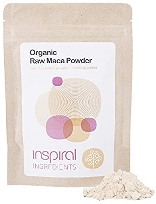 inSpiral Organic Raw Maca Powder 100 g