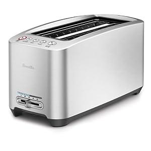 Breville BTA830XL Die-Cast 4-Slice Long Slot Smart Toaster by Breville