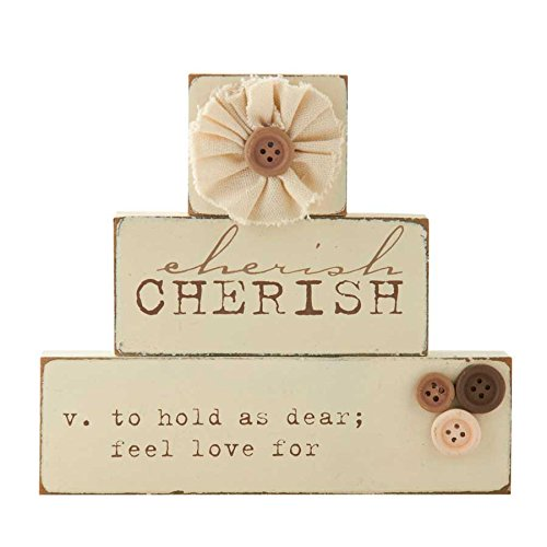 6 Inch Cherish Three Brick Set