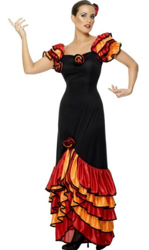 Women's Classic Rumba Halloween Costume (Large)