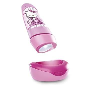 Hello Kitty Go Glow betriebenes Nachtlicht und Taschenlampe 254HEL01