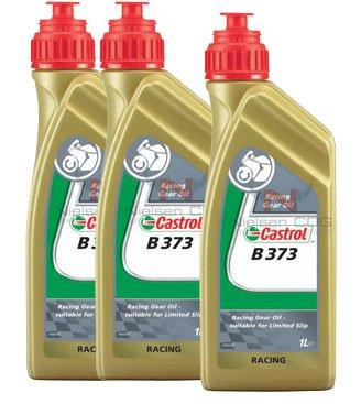 Castrol B373 SAE 90 Racing Gear Oil API GL-6 CAS-1861-8730-3 - 3x1L = 3 Litre