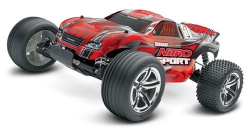 Traxxas TRA4510 Nitro Sport 2Wd Stadium Truck