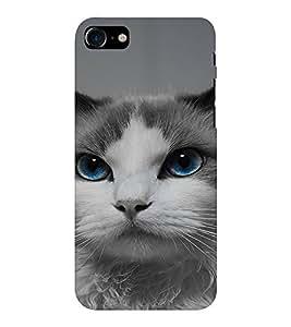 EPICCASE Photogenic cat Mobile Back Case Cover For Apple iPhone 7 (Designer Case)