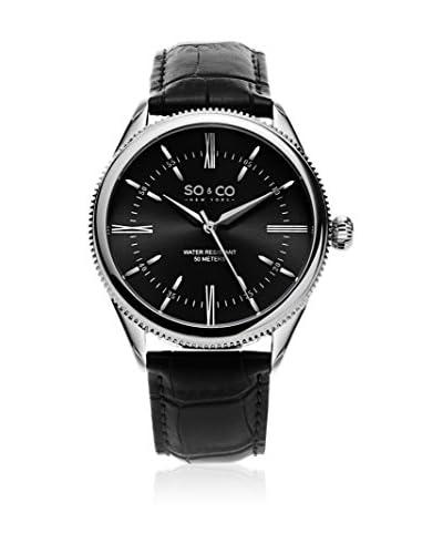 So&Co New York Reloj de cuarzo Man GP15408 39 mm
