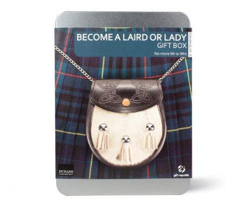 Gift Republic: Become a Laird or Lady Gift Box