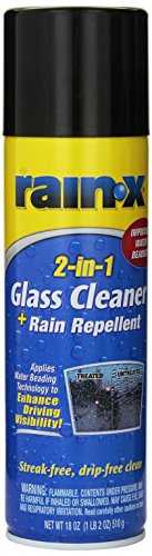Rain-X 5080233 2-In-1 Glass Cleaner Plus Rain Repellent (Rain X 2 In 1 compare prices)