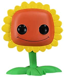Pop Plants Vs. Zombies Sunflower Figure