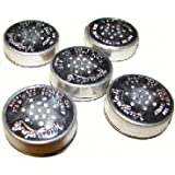 Moisture Pouch Buttons for Fresh Tobacco