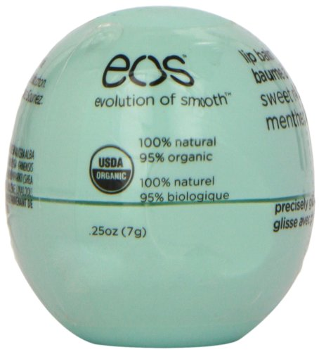 Sweet Mint Smooth Sphere Lip Balm Sm 1 Pk 0892992002281 By Eos
