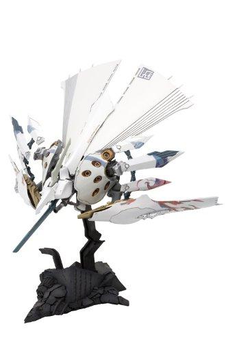 斑鳩 飛鉄塊 銀鶏 [白] (1/144スケール プラスチックキット)
