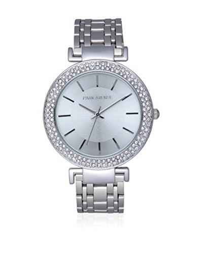 Park Avenue Reloj de cuarzo Glamour Plateado 40 mm
