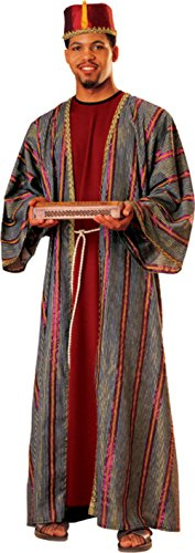 Rubies Mens Nativity Balthazar Three King Theme Party Holiday Costume
