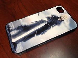 (114bi4) Cloud Strife Final Fantasy VII 7 Apple iPhone 4 / 4s Case FFVII