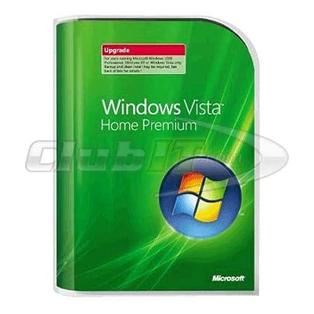 AE VISTA HOME PRM UPG DVD