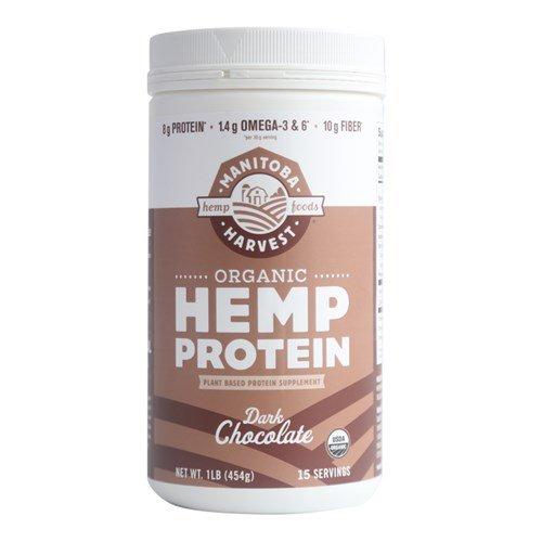 Manitoba Harvest Organic Hemp Protein Chocolate