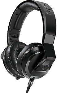 Skullcandy x Mix Master Mike Mix Master Headphones - Black