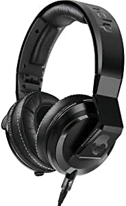 Skullcandy x Mix Master Mike Mix Master Headphones - Black