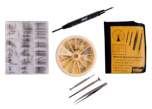Rolson 59225 Watch and Spectacle Care Kit