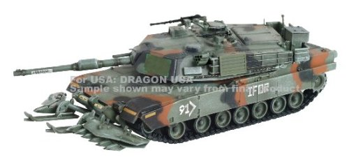 Buy 1/72 M1A1HA W/Plough-'96