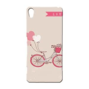 BLUEDIO Designer 3D Printed Back case cover for Sony Xperia XA - G2426