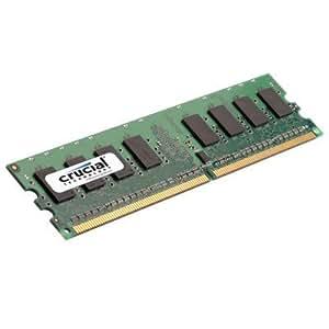 Crucial 103479 2GB 533MHZ DDR2 PC4200 Memory Module