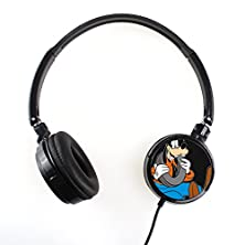 buy Goofy 1Fgof086 Earphone Headphone Fashion Cartoon Stereo Sound