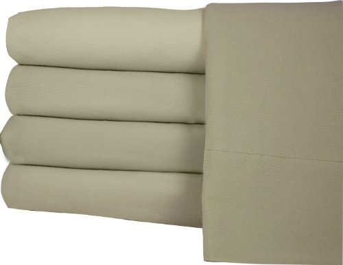 Shavel Micro Flannel Sheet Set, Twin, X-Large, Meadow front-645650
