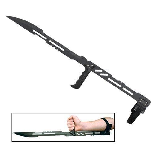 "Amazon.com : 26"" Fantasy Forearm Blade Vampire Replica"