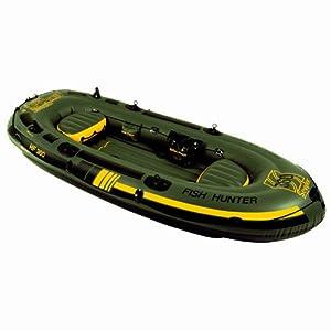 Sevylor fish hunter 360 inflatable boat fishing boats deals for Sevylor fish hunter 360