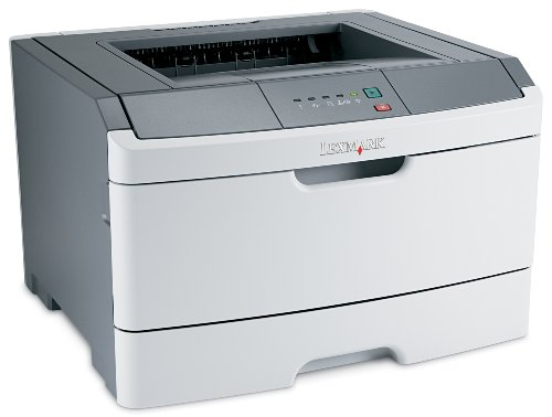 Lexmark E260DN Network-Ready Monochrome Laser Printer (34S0300)