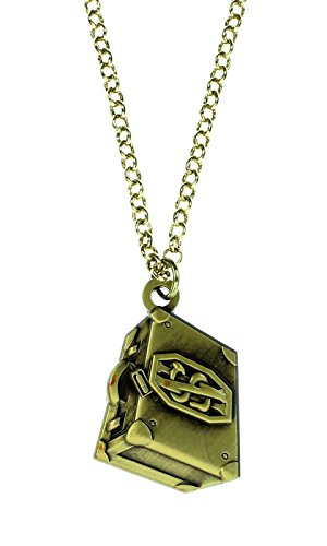 Fantastic Beasts Pendant & Necklace NS Suitcase (antique brass plated) Other Pendenti Collane