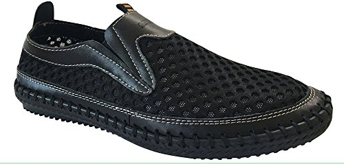 03d4f31133 Mohem Men s Poseidon Slip-On Loafers Water Shoes Casual - Import It All