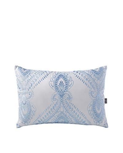 KAS Beatriz Lumbar Pillow, Light Blue