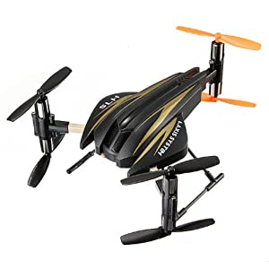 Walkera SH 6047 3D 2.4G 4CH Six Axis RC Scorpion Hexacopter with Gyro