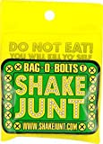 "Shake Junt Bag-O-Bolts All Green & Yellow 1"" Allen 1-Set"
