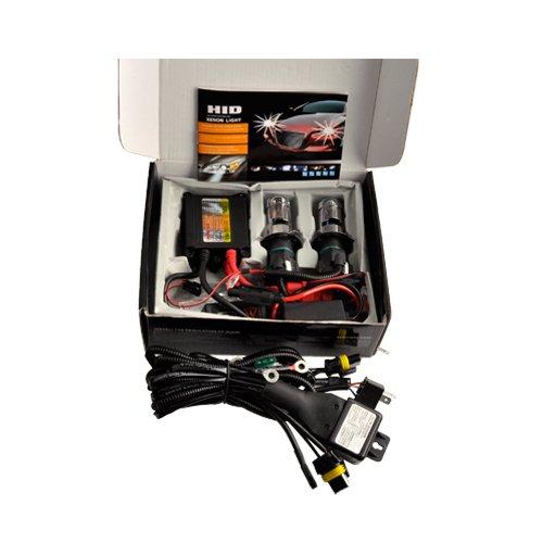 55W Hid Bi-Xenon H4-3 Conversion Slim Kit 8000K