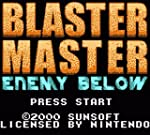 Blaster Master - Game Boy Color