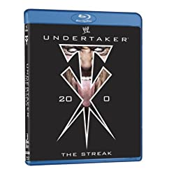 WWE: Undertaker - The Streak [Blu-ray]