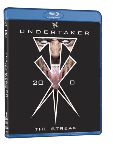 Sale alerts for eOne Films WWE 2012  Undertaker: The Streak [Blu-ray] - Covvet