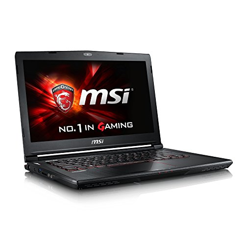 Msi 14 inch gs40 6qe phantom gaming notebook black intel core i7 6700hq 26 ghz 16 gb ram 256 gb ssd 1 tb storage windows 10